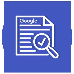 Pagini indexate Google