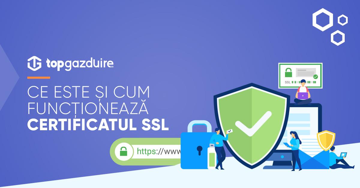 Ce este și cum funcționează certificatul SSL